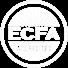 ECFA white logo
