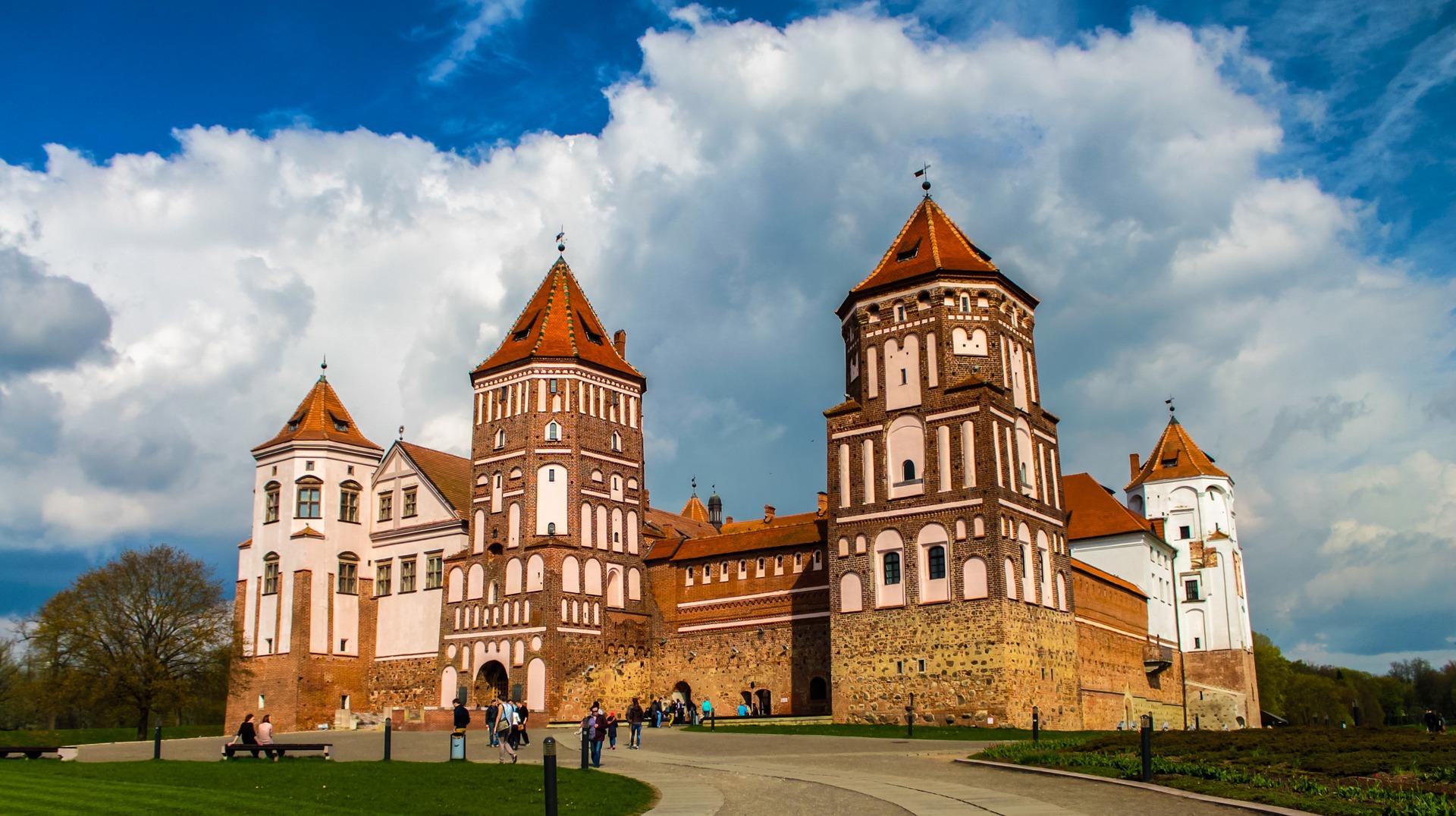 Belarus architecture