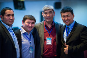 Next Generation professional leaders in Central Asia