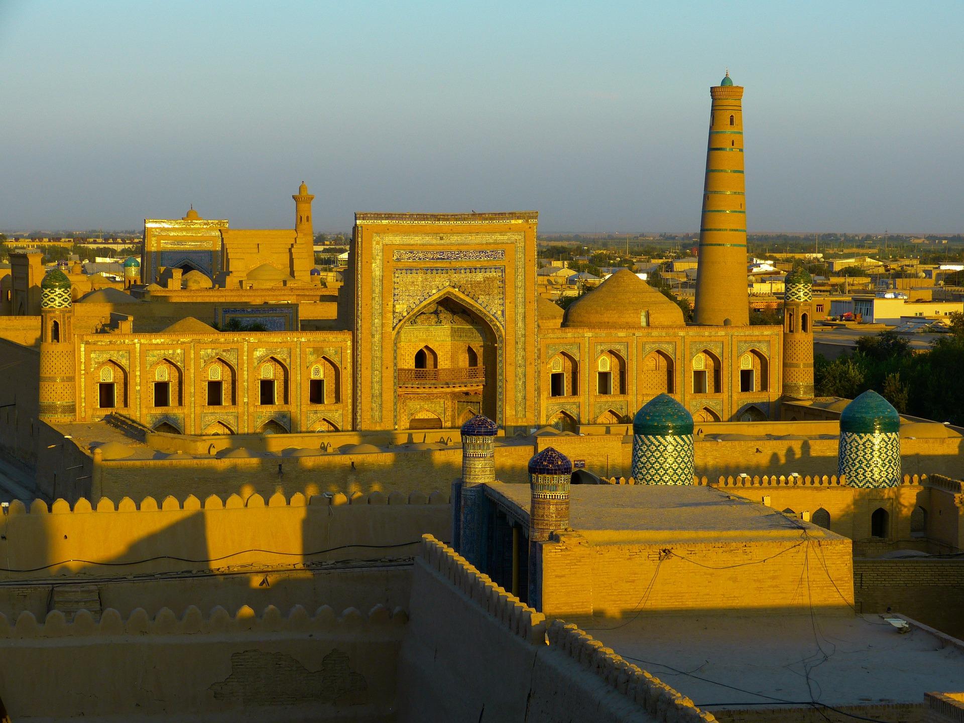 City in Uzbekistan
