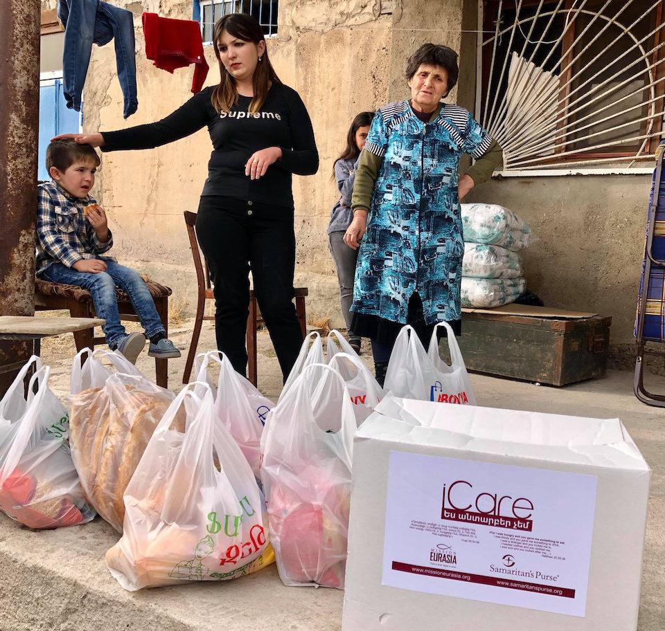 Humanitarian Outreach