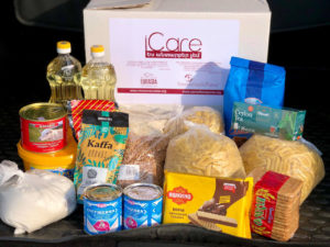 iCare care packages
