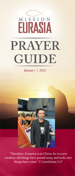 Pray Guide January 2021