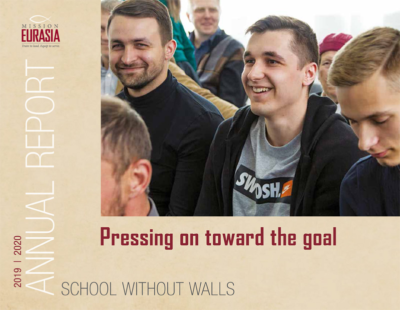 Schools without walls 2020 annual report