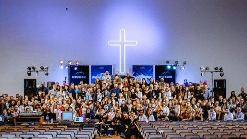 Siberia 'on fire' for the gospel