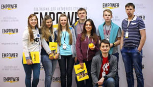 Empowering young leaders