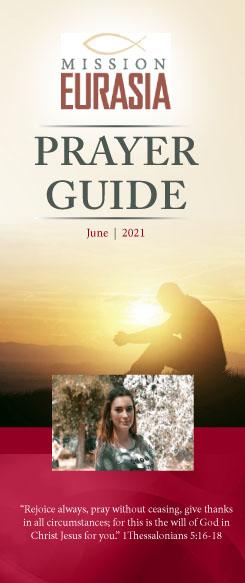 June 2021 Prayer Guide