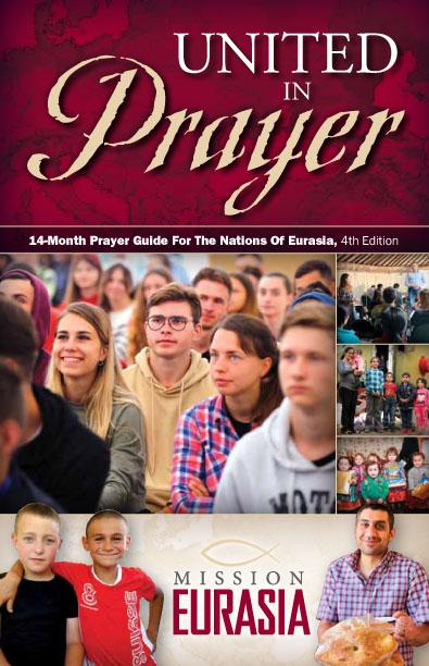 United in prayer guide